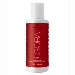 Schwarzkopf Igora Royal - Лосьон-окислитель на масляной основе 6%, 60 мл