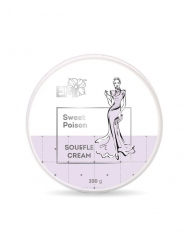 E.MI SPA Sweet Poison Care System - Крем-суфле для рук и тела, 200г