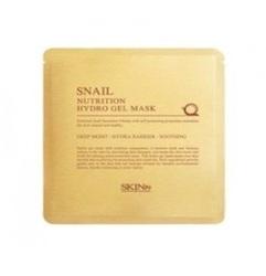 Skin79 Snail Nutrition Hydro Gel Mask - Гидрогелевая маска для лица с экстрактом улитки, 25г