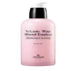 The Skin House Volcanic Water Mineral Emulsion -  Эмульсия с минеральной вулканической водой, 130мл