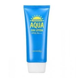 Secret Key Thanakha Aqua Sun Lotion SPF35 - Лосьон солнцезащитный увлажняющий SPF35, 100гр