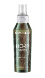 Selective Hemp Ultimate Luxury Elixir - Восстанавливающий эликсир с конопляным маслом, 100 мл