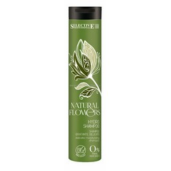 Selective Professional Hydro Shampoo - Аква-шампунь для частого применения, 250 мл