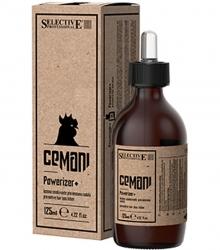 Selective CEMANI Powerizer+ Lotion - Лосьон против выпадения волос, 125 мл