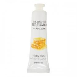 Skinfood Shea Butter Perfumed Hand Cream Honey Scent - Крем для рук парфюмированный, 30 мл