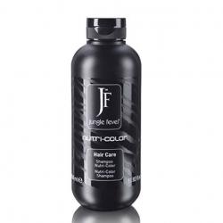 Jungle Fever Nutri-Color Shampoo - Шампунь для окрашенных волос, 350 мл