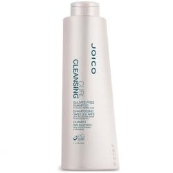 Joico Curl Cleansing Sulfate-Free Shampoo - Шампунь бессульфатный для кудрявых волос, 1000 мл