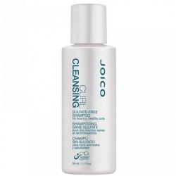 Joico Curl Cleansing Sulfate-Free Shampoo - Шампунь бессульфатный для кудрявых волос, 50 мл