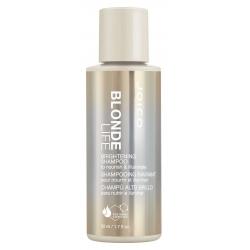 Joico Blonde Life Brightening Shampoo - Шампунь «Безупречный блонд» для сохранения чистоты и сияния блонда 50 мл