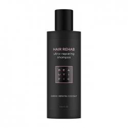 Beautific Hair Rehab Ultra-Repairing Shampoo - Супер-восстанавливающий шампунь для повреждённых волос, 250 мл
