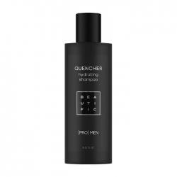 Beautific Quencher Hydrating Shampoo - Мужской увлажняющий шампунь для волос, 250 мл