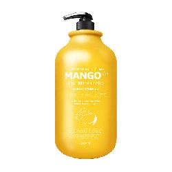 Evas Pedison Institut-Beaute Mango Rich Protein Hair Shampoo - Шампунь для сухих и обезвоженных волос с маслом манго, 500мл