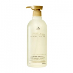 La'dor Dermatical Hair Loss Shampoo - Шампунь для устранения желтизны на светлых волосах, 530мл