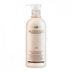 La'dor Triple x3 Natural Shampoo - Шампунь натуральный для волос с нейтральным pH балансом, 530 мл