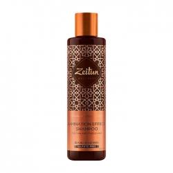 Zeitun Ritual of Perfection Lamination Effect Shampoo - Шампунь для эффекта ламинирования волос с иранской хной, 250мл