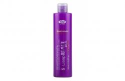 Lisap Milano S-lisap ultimate plus taming shampoo for straight and curly hair - Шампунь с разглаживающим действием для гладких или вьющихся волос 250мл