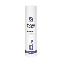Hair Company Double Action Sebocontrol Shampoo - Специальный шампунь, регулирующий работу сальных желез 250 мл