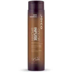 Joico Color Infuse Brown Shampoo - Шампунь тонирующий для поддержания коричневых оттенков, 300 мл