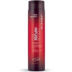 Joico Color Infuse Red Shampoo - Шампунь тонирующий для поддержания красных оттенков, 300 мл