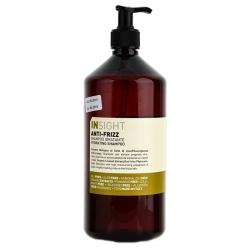 Insight Anti-Frizz Hair Hydrating Shampoo - Разглаживающий шампунь для непослушных волос, 1000 мл