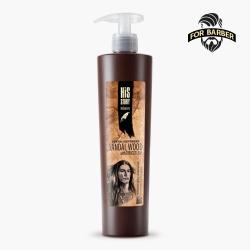 Premium HisStory Tobacco - Шампунь укрепляющий Sandal wood & Tobacco leaf, 500мл