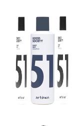 Artego Good Society Shiny Grey shampoo - Серебряный шампунь, 250 мл