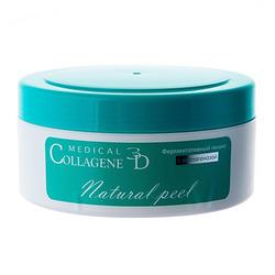 Medical Collagene 3D Natural Peel - Энзимный пилинг с коллагеназой, 150 г