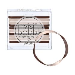 Invisibobble BASIC Mocca and Cream  - Резинка для волос, 10шт