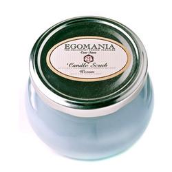 """Egomania Candle Body Scrub """"Ocean"""" - Свеча-Скраб для тела """"Океан"""" 290 Мл"""