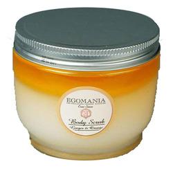 Egomania Body Scrub Ginger & Orange - Скраб для тела Имбирь и Апельсин 290 мл