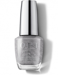 Opi Infinite Shine - Лак для ногтей Silver on Ice, 15мл *SALE