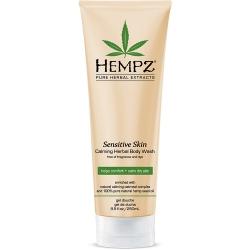 Hempz Sensitive Skin Calming Herbal Body Wash - Гель для душа Чувствительная кожа, 250 мл
