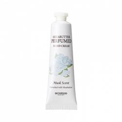 Skinfood Shea Butter Perfumed Hand Cream Musk Scent - Крем для рук парфюмированный, 30 мл