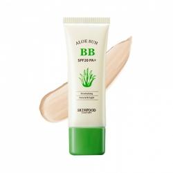 Skinfood Aloe Sun BB Cream - Крем ББ с экстрактом алоэ, тон 2, 50 г