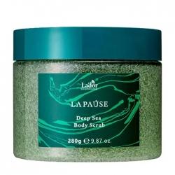 La'dor La-Pause Deep Sea Body Scrub - Скраб для тела с морской солью, 280мл