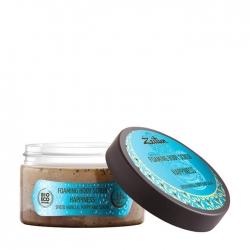 Zeitun Happiness Foaming Body Scrub - Скраб для тела с пряной ванилью и маком, 250мл