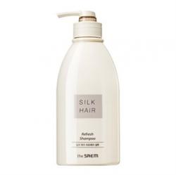 The Saem Silk Hair Refresh Shampoo - Шампунь для волос освежающий, 320 мл