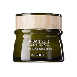 The Saem Urban Eco Harakeke Root Eye Cream - Крем с экстрактом корня новозеландского льна для кожи век, 30мл