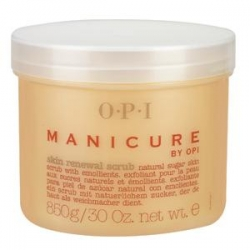 OPI Manicure Skin Renewal Scrub - Скраб обновляющий с натуральными сахарными кристаллами, 858 г