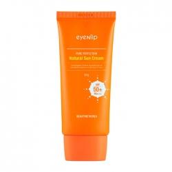 Eyenlip Pure Perfection Natural Sun Cream - Крем для лица солнцезащитный UV SPF 50+/PA+++, 50 мл