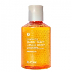 Blithe Patting Splash Mask Energy Yellow Citrus & Honey - Сплэш-маска для сияния «Энергия Цитрус и мед», 200 мл