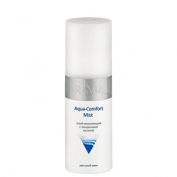 Aravia Professional Aqua-Comfort Mist - Спрей увлажняющий с гиалуроновой кислотой для сухой кожи, 150 мл