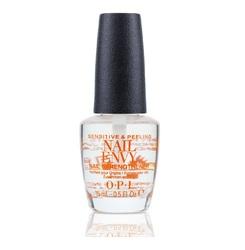 OPI Sensitive & Peeling Nail Envy - Средство для чувствительных и слоящихся ногтей, 15 мл