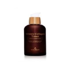 The Skin House Wrinkle Collagen Toner - Анти-возрастной тонер с коллагеном, 130 мл