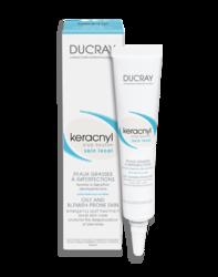 Ducray Keracnyl - Керакнил Для локального нанесения на кожу с угревыми высыпаниями, 10 мл