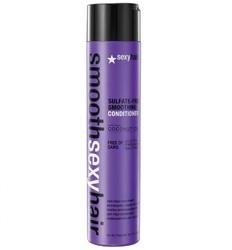Sexy Hair Sulfate-Free Smoothing Conditioner - Кондиционер разглаживающий без сульфатов, 300 мл