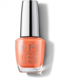 OPI Grease collection Infinite Shine - Лак для ногтей Summer Lovin' Having a Blast!, 15 мл