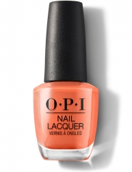 OPI Grease collection - Лак для ногтей Summer Lovin' Having a Blast!, 15 мл