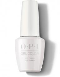 OPI Lisbon Gel Color - Гель-Лак для ногтей Suzi Chases Portu-geese, 15 мл