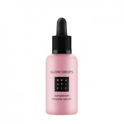 Beautific Glow Drops Complexion Booster Serum - Сыворотка-бустер с витамином С для идеального цвета лица, 30 мл